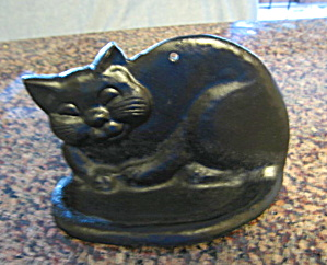 Emig Metal Black Cat