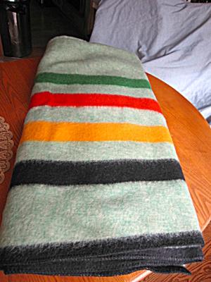 Vintage Orr Wool Blanket (Image1)