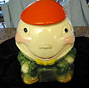 Brush Mccoy Humpty Dumpty Cookie Jar
