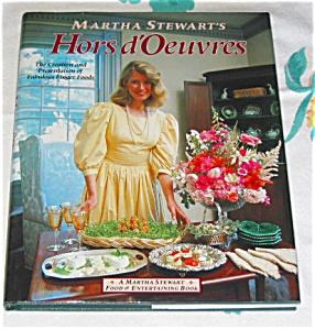 Martha Stewart Cookbook (Image1)