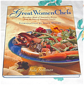 Great Women Chefs Collectible Cookbook