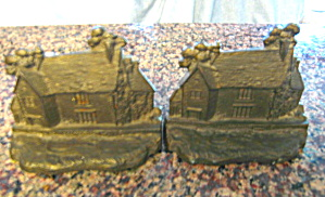 Vintage Bookends Sulgrave Manor