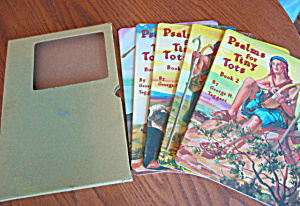 Vintage George H. Taggart Psalms Books Set