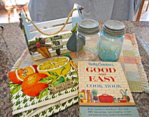 Mason Jars Vintage (Image1)