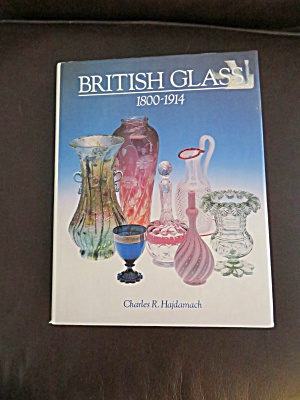 British Glass Book 1800-1914