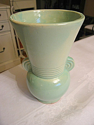 Vintage Brush Mccoy Vase
