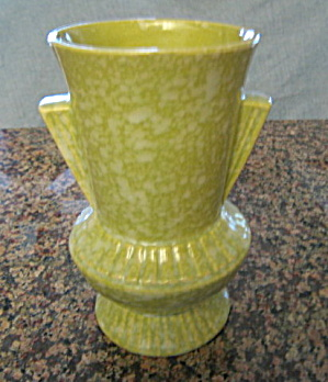 Brush Mccoy Pottery Vase