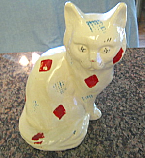 Brush Mccoy Cat Figurine Large