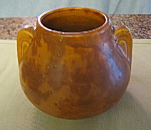 Vintage Brush McCoy Fawn Vase Rare (Image1)