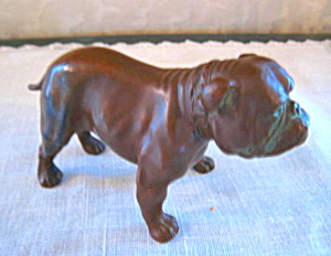 Antique Jennings Bros. Miniature Bulldog