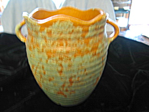 Vintage Burley Winter Hand Thrown Vase