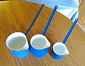 Blue Graniteware Buttermelts (Image1)