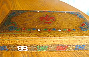 Vintage Italian Card Box (Image1)