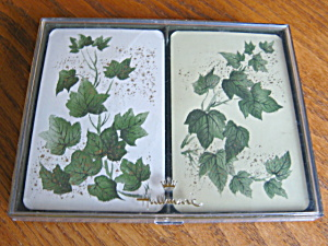 Collectible W. German Hallmark Playing Cards (Image1)