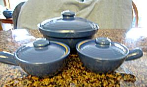 Blue Vintage Casseroles (Image1)