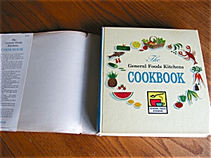 Vintage General Foods Cookbook
