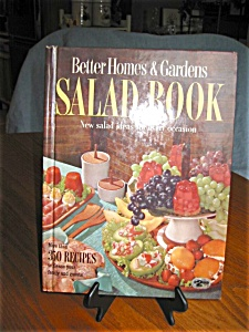 Vintage Better Homes And Gardens Salad Book