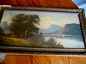 Antique Chalk Landscape (Image1)