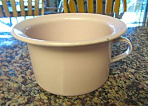 Vintage Graniteware Chamberpot Small (Image1)