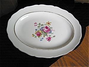Vintage Canonsburg China Platter (Image1)
