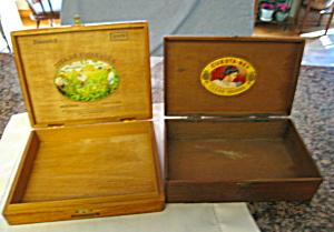 Vintage Cigar Boxes (Image1)