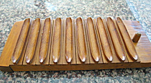 Vintage Wood Cigar Mold (Image1)