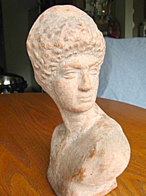 Vintage Statuary Head (Image1)