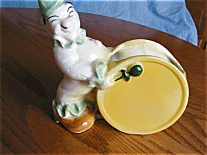 Vintage Clown Planter (Image1)