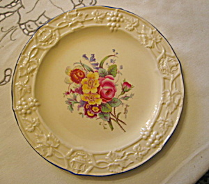 Coalport King's Ware Antique Plate