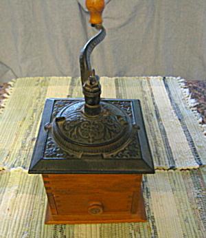Vintage Manual Crank Coffeegrinder (Image1)