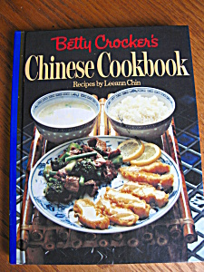 Betty Crocker Chinese Cookbook