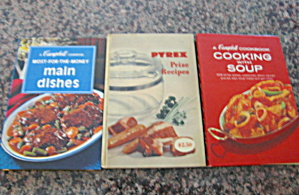 Vintage Hardcover Cookbooks (Image1)