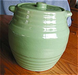 Red Wing Vintage Cookie Jar (Image1)