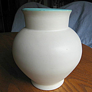 Vintage Coors Pottery Vase