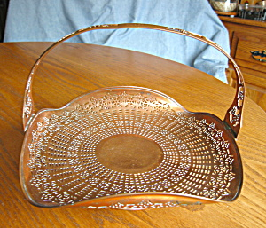 Patented Copper Manning Bowman Basket (Image1)