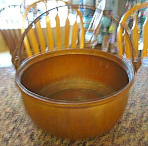 Antique Copper Pan (Image1)