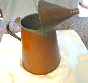 Antique Copper Vessel