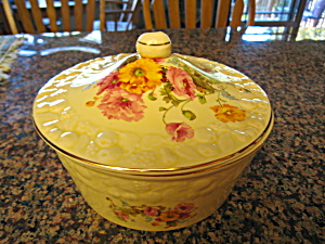 Vintage Crooksville China Casserole