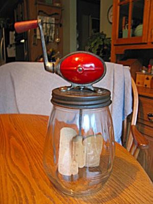Antique Dazey Butter Churn (Image1)