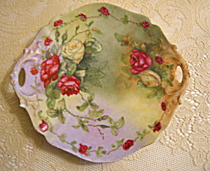 Delinieres Limoges Display Tray & Limoges French - Antique China Antique Dinnerware Vintage China ...