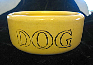 Mason Cash English Dog Bowl (Image1)