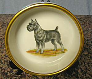 Jackson China Dog Bowl Vintage (Image1)