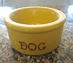 Ransbottom Dog Bowl