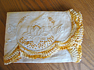 Water Lilly Doily (Image1)