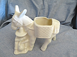 Donkey & Mexican Man Planter