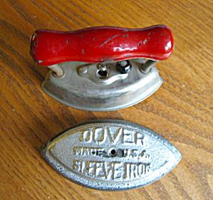 Antique Dover Sad Iron (Image1)