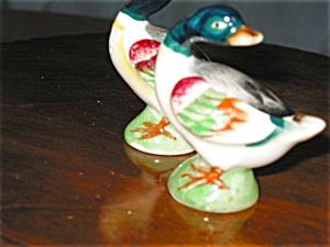 Vintage Japan Duck Shakers (Image1)