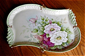 Antique Bawo And Dotter Limoges Tray