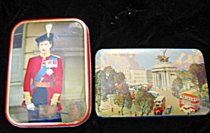 English Vintage Toffee Tins  (Image1)