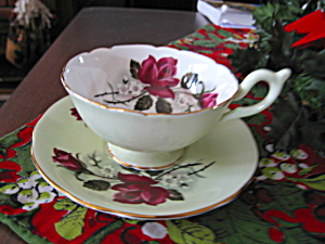 Vintage Foley Bone China Teacup